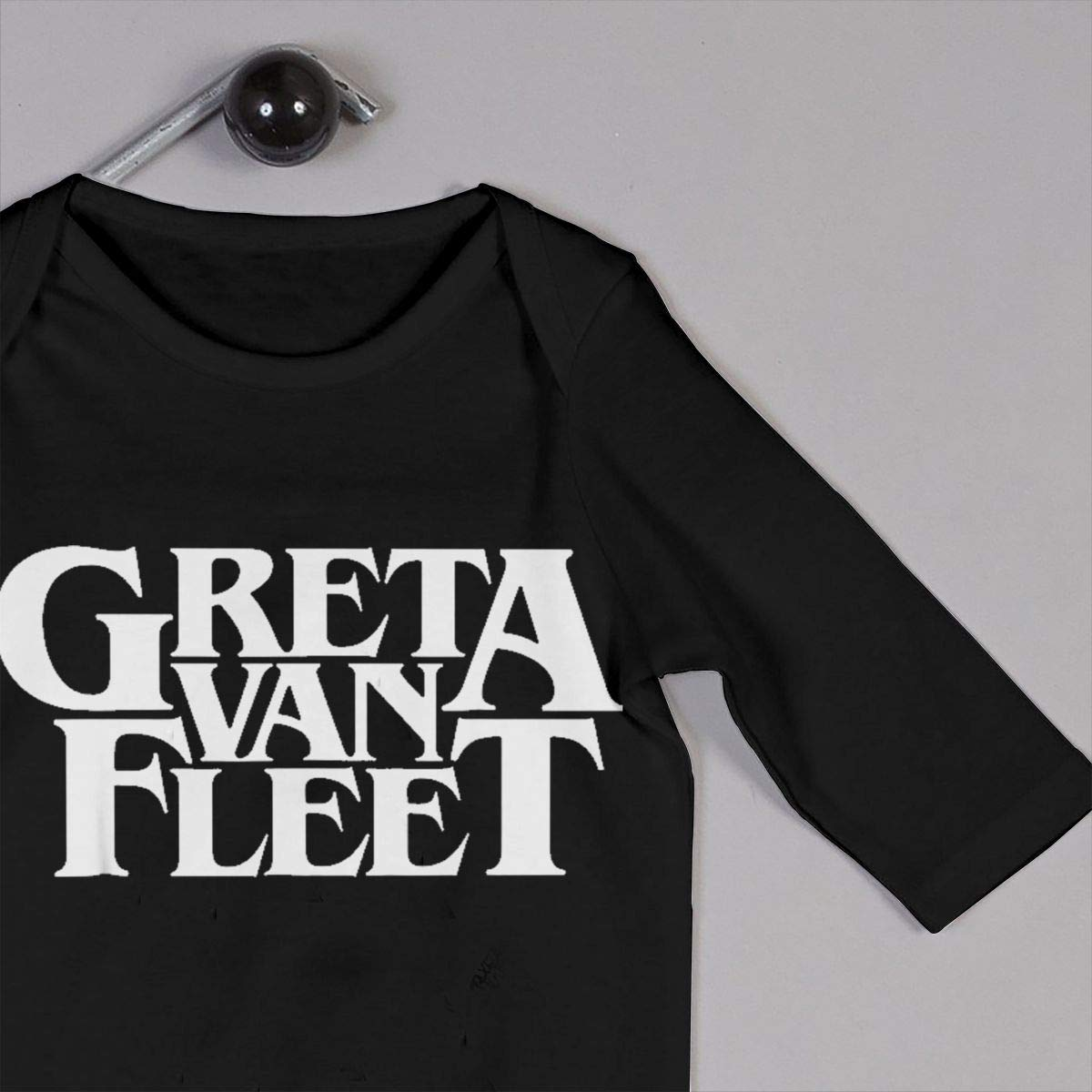 Kids Baby Long Sleeve Romper Greta Van Fleet Unisex Cotton Cute Jumpsuit Baby Crawler Clothes