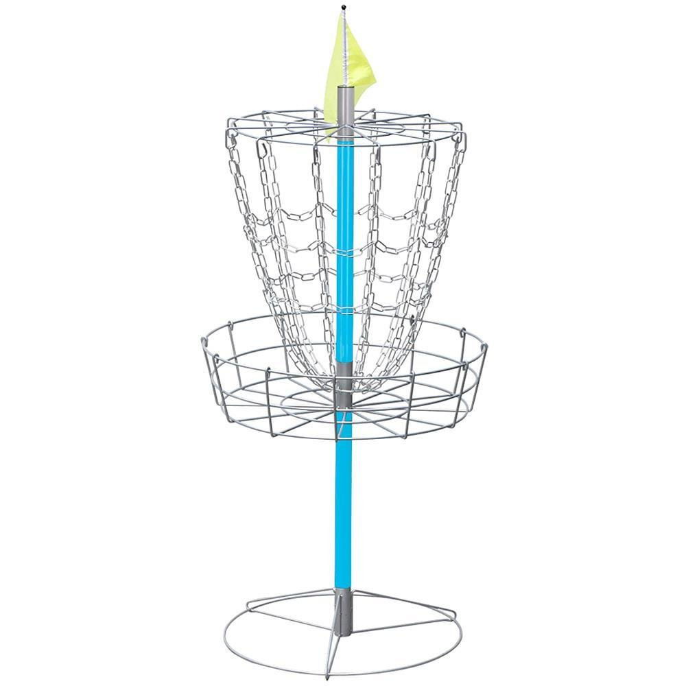 Topeakmart 12-Chain Disc Golf Basket Target, Golf Practice Set for Outdoor/Indoor by Topeakmart