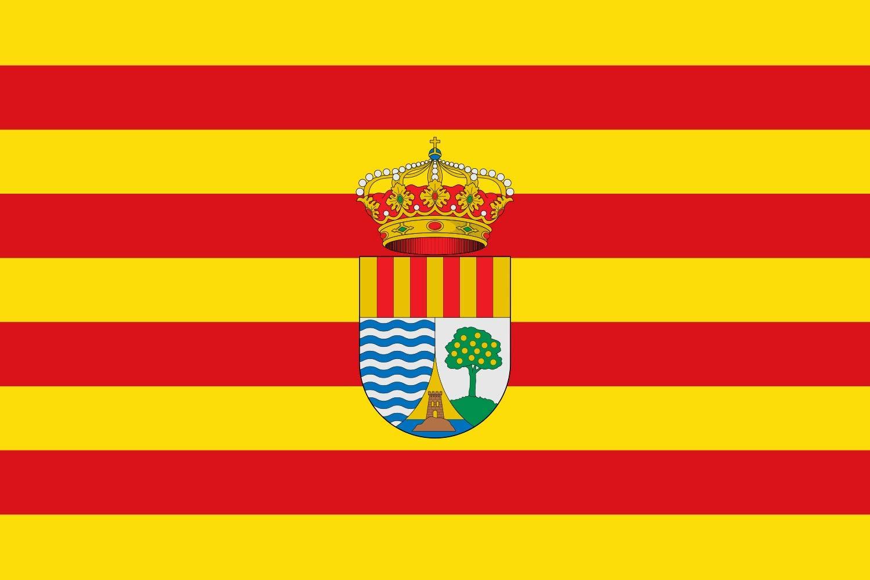 magFlags Large Flag Campello | El Campello Alicante, España | Campello l Alacantí, País Valencià | landscape flag | 1.35m² | 14.5sqft | 90x150cm | 3x5ft ...