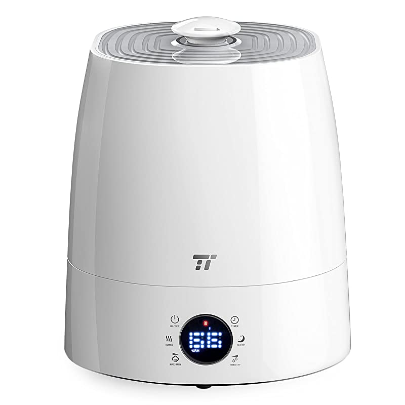 TaoTronics Warm & Cool Mist Humidifier