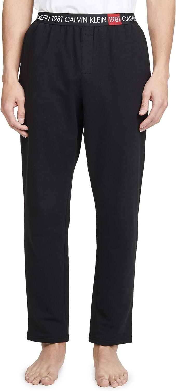Calvin Klein Underwear Men's 1981 Lounge Sleep Pants