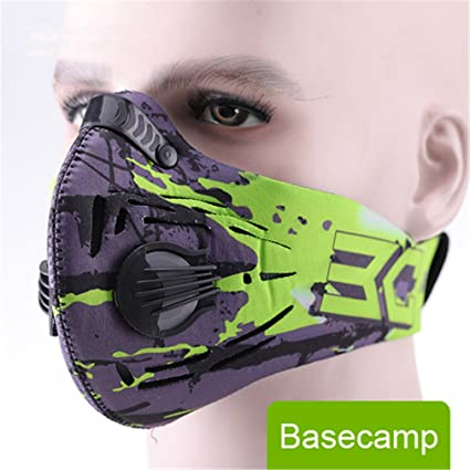 f5f1ed31 Windpoq Cycling Mask Activated Carbon Anti-Pollution Masks Dustproof  Mountain Bicycle Sport Road Cycling Masks