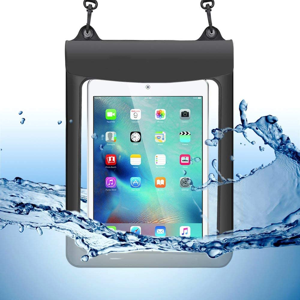 10~11 inch Waterproof Pouch Dry Bags Case for Voyo i8 9.7 / Acer Iconia One 10 / Chromebook Tab 10 / Teclast T20 / M20 / Microsoft Surface Go 10 / LG G Pad X II 10.1