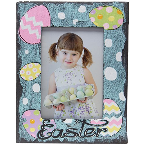 Neil Enterprises, Inc Slate Pastel Easter Picture Frame Easter Egg Hunt Pictures