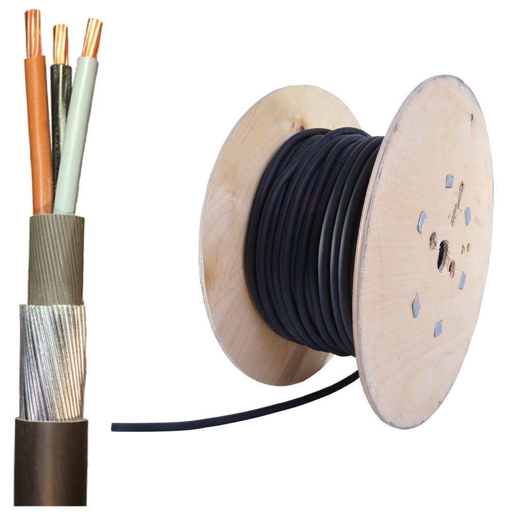 Stupendous All Lengths Swa Steel Wire Armoured 2 5Mm 3 Core Cable Outdoor Cable Wiring Digital Resources Funapmognl