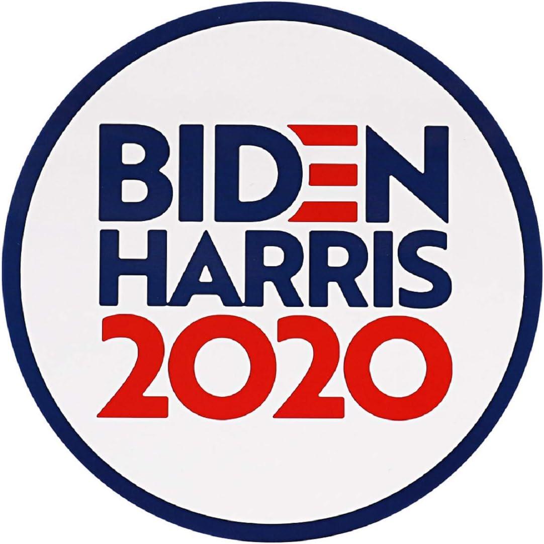 Joe /& Kamala Election Window Decals 6 Car Decal for President 2020 Bumper Sticker Pack of 12 Pcs BIDEN HARRIS 2020 Decal Sticker