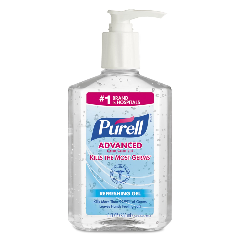Amazon Com Purell 2008 03 Hand Sanitizing Spray 8 Fl Oz 236