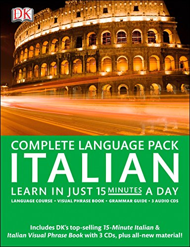 Complete Italian Pack (Complete Language Pack) by Brand: DK ADULT