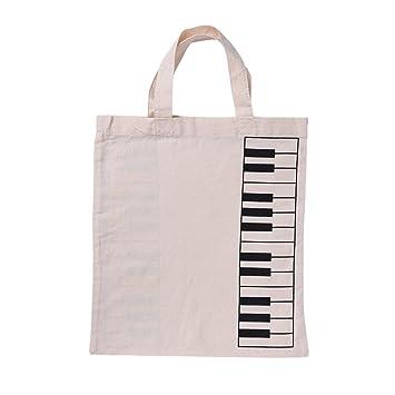 ... Lino música hoja carpeta de almacenamiento de documentos en papel de archivo titular bolso bolsa de la compra, beige: Amazon.es: Instrumentos musicales