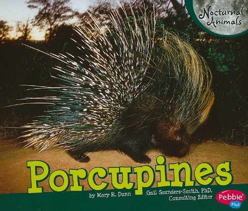 Porcupines (Nocturnal Animals) by Mary R. Dunn (2011-02-01)