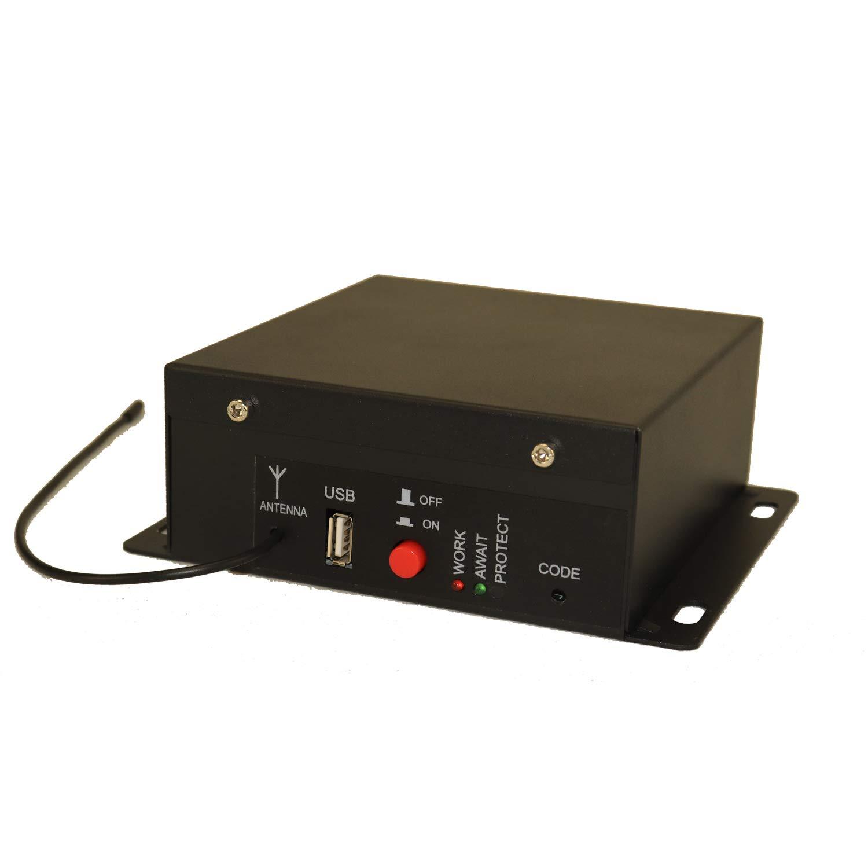 altany-zadaszenia.pl YHAAVALE 9200C Amplifier Police Siren & Black ...