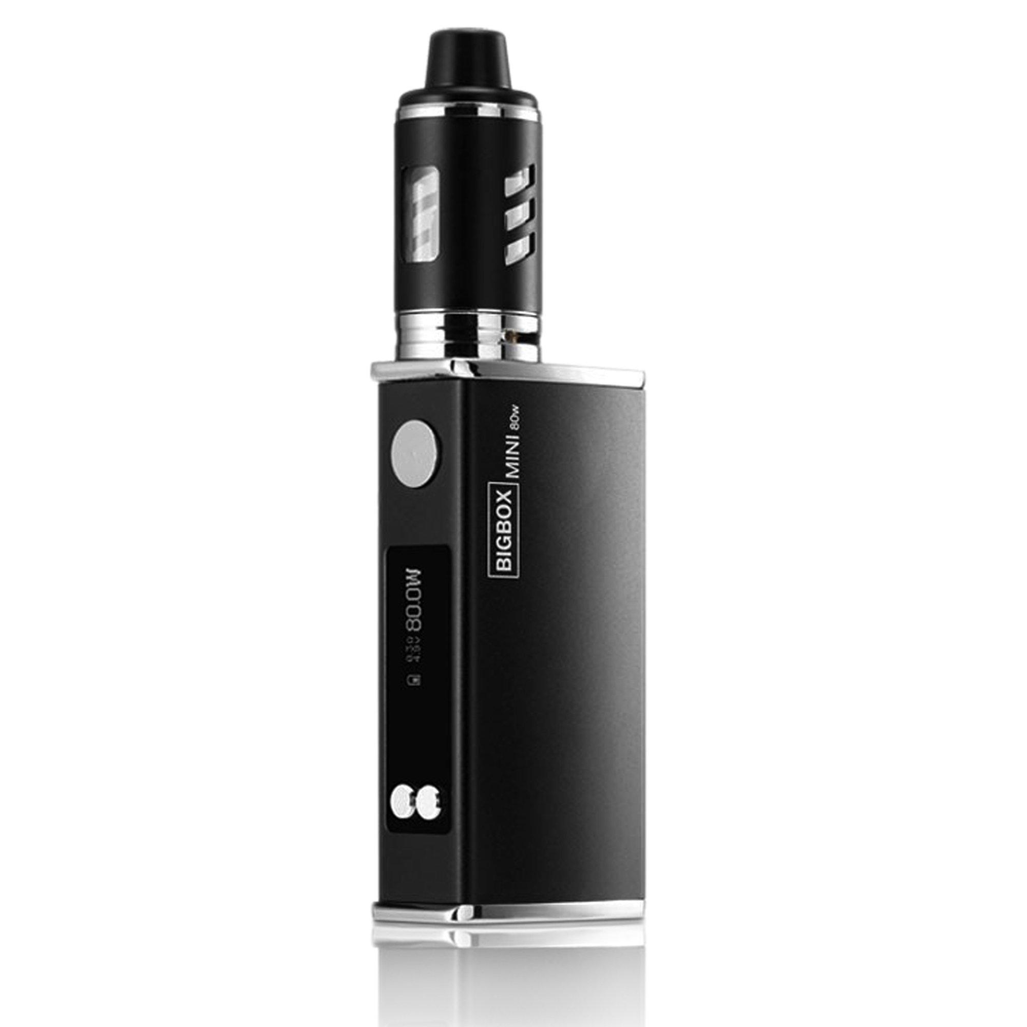 [E ZIGARETTE] Starterset- 80W - E Shisha Box Mod kit-2200mAH Akku-Regelbare Watt OLED Bildschirm-2.8ml Verdampfer kopf Tank-Elektronische Zigarette-E Vape-Vaperviper