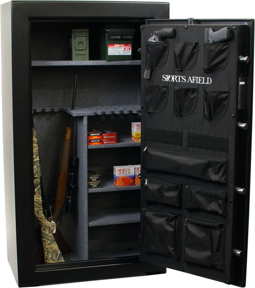 Sports Afield 24 Gun Safe Review: Is It Really That Good? | Gun Safe