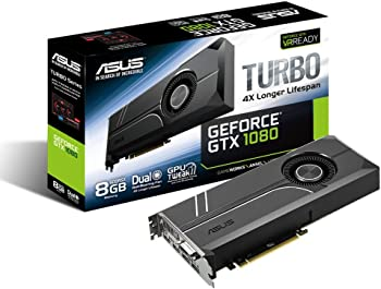 ASUS GeForce GTX 1080 Turbo 8GB PCIe 3.0 Graphics Card
