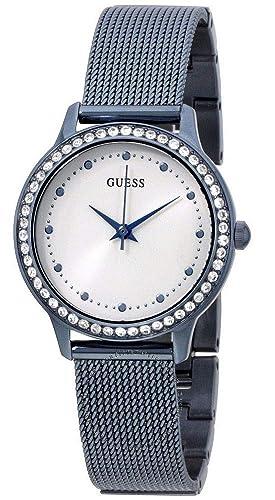 Amazon.com: Guess W0647L4 - Reloj de pulsera para mujer con ...