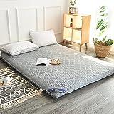 Tatami Floor mat,Floor mat Futon Mattress Topper Traditional Japanese futon Queen Size Single
