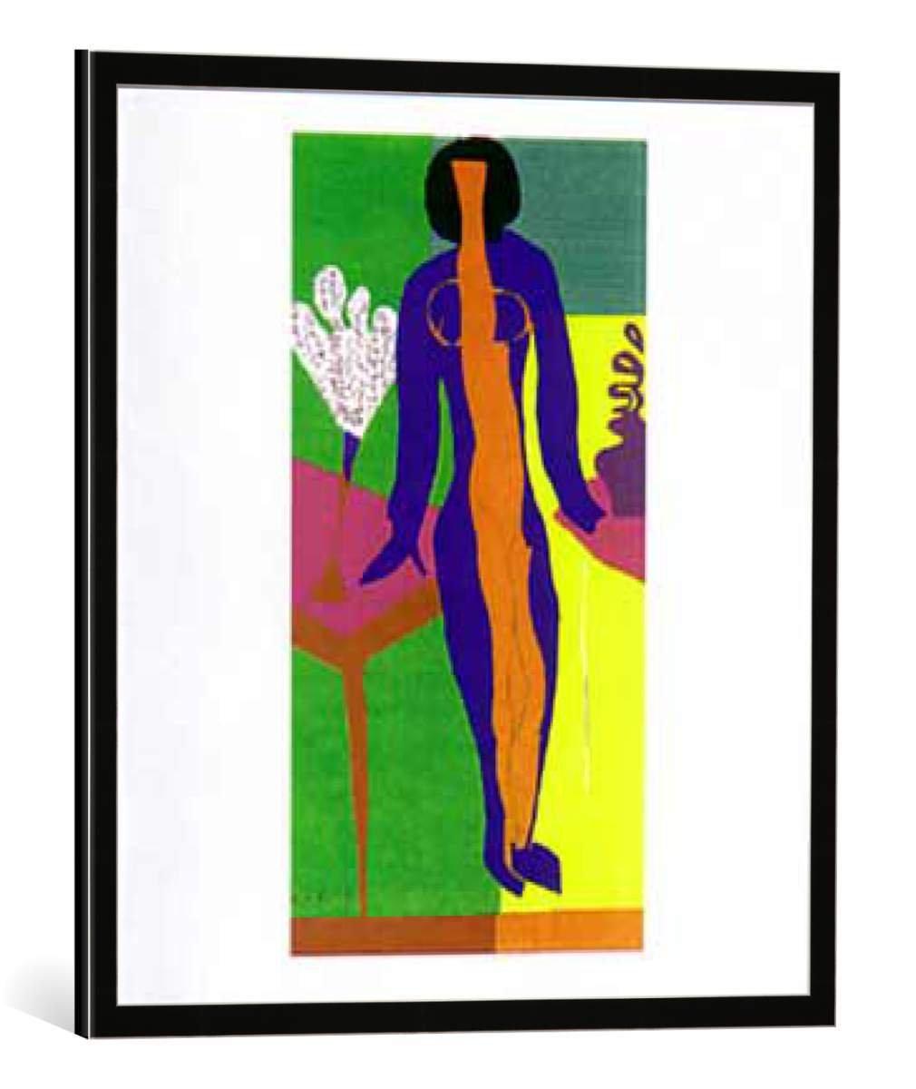 Bild mit Bilder-Rahmen: Henri Matisse \