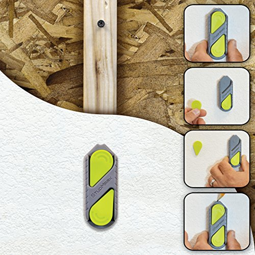 Calculated Industries 7310 StudMark Magnetic Stud Finder with 2 Removable Magnet Markers | Finds & Marks up to 3 Stud Locations | Powerful Rare Earth Magnets, No Batteries Needed by Calculated Industries (Image #11)