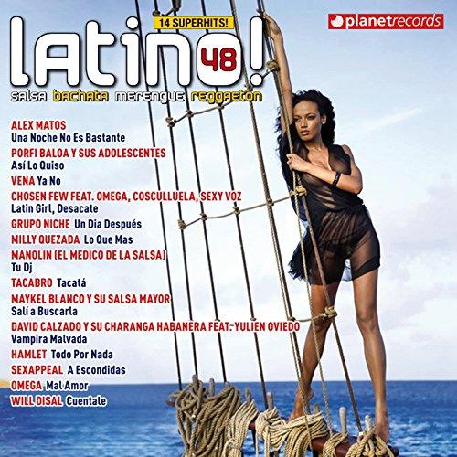 Latino 48 - Salsa Bachata Mere...