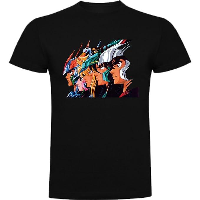 Saint Seiya camiseta