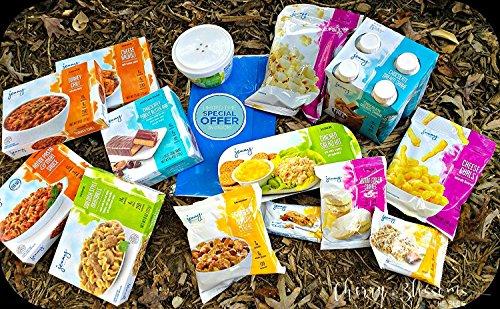 jenny-craig-weight-loss-meals-shakes-bars-lot-30