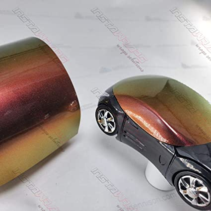 Avery ColorFlow SATIN RISING SUN Vinyl Vehicle Car Wrap Film Roll SW900-446-S