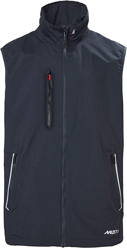 Musto Mens Sardinia 2 Sailing Yachting y Dinghy - True Navy - Transpirable: Amazon.es: Deportes y aire libre