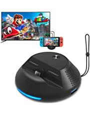 TEEPAO Docking Station for Nintendo Switch Dock & Stand with 3 USB Ports 1080P HDMI Support TV Mode and Console Mode