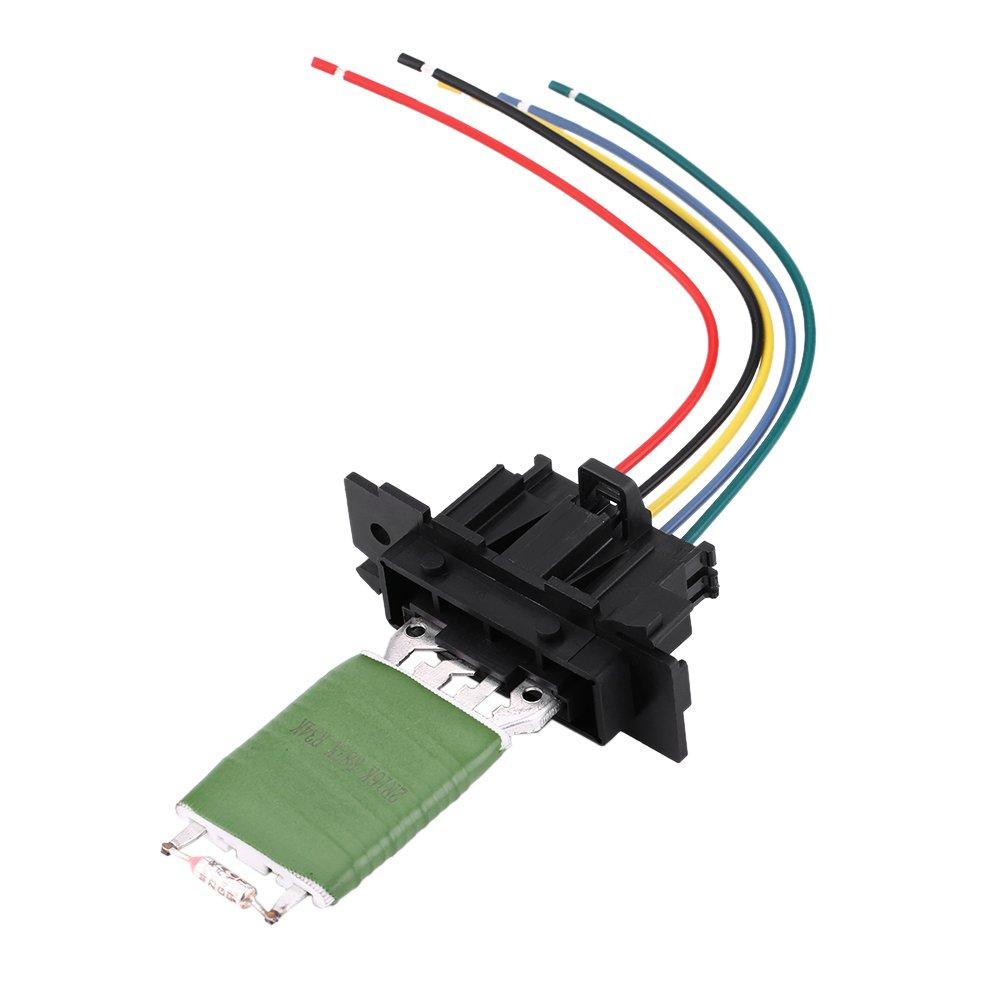 Blower Motor Heater Fan Resistor for