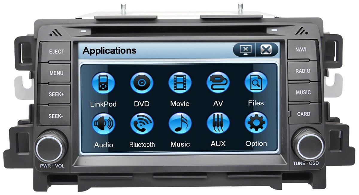 Amazon Astrium Mazda 6 Cx5 Indash Gps Navigation Stereo Fm Am Rhamazon: Mazda Radio Cutting Out At Gmaili.net