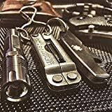 LEATHERMAN, Micra Keychain Multitool with