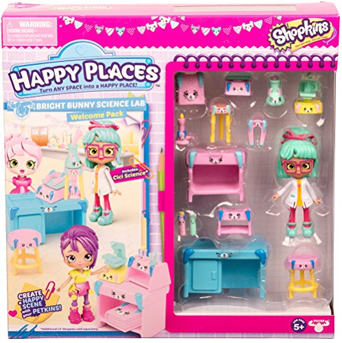 Shopkins Happy Places Season 3 Welcome Pack - Bright Bunny