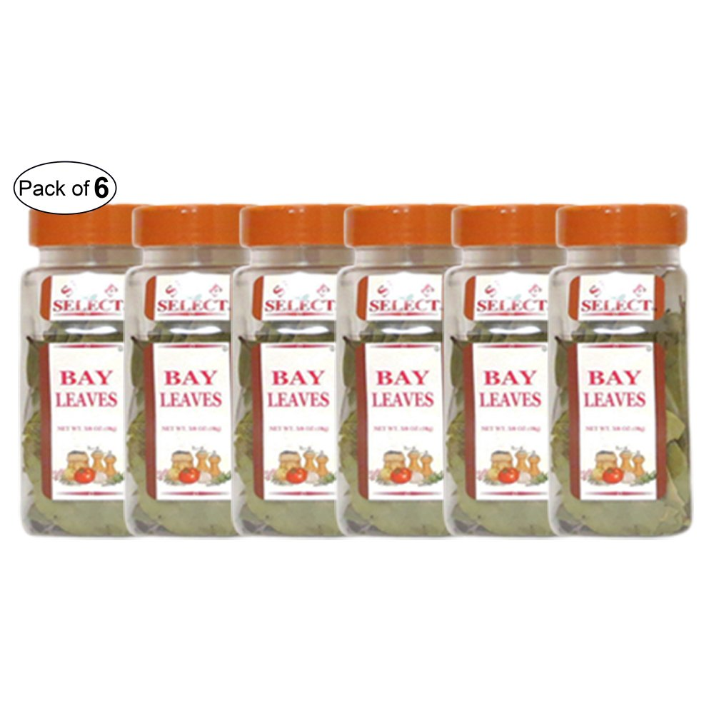 Spice Select- Bay Leaves (18g) (Pack of 6)