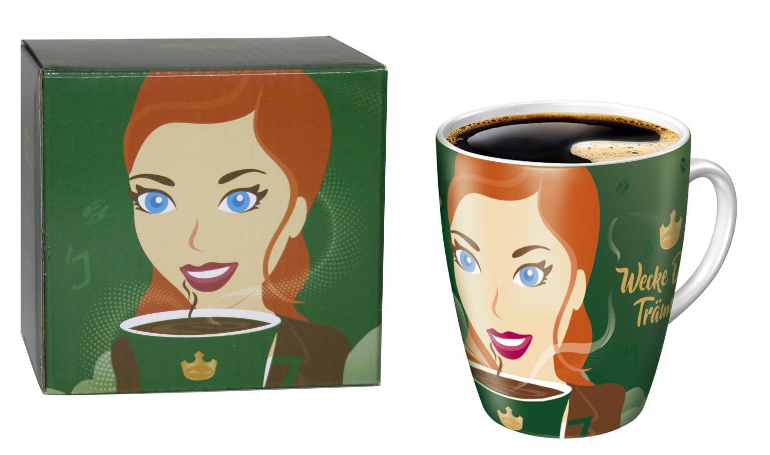 Edition Neu Kaffee Jacobs Krönung Ritzenhoff Tasse Sammeltasse Tasse Becher 14