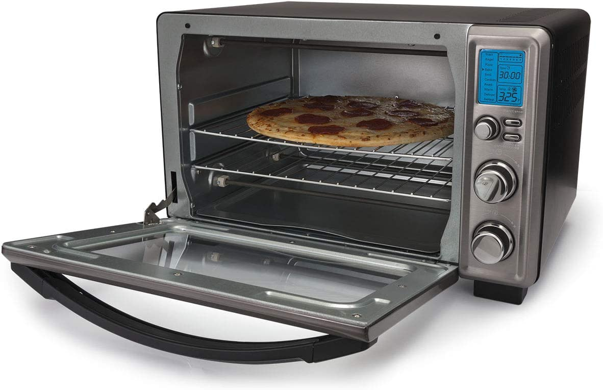 Oster Toaster Oven in Black Stainless TSSTTVGMDG