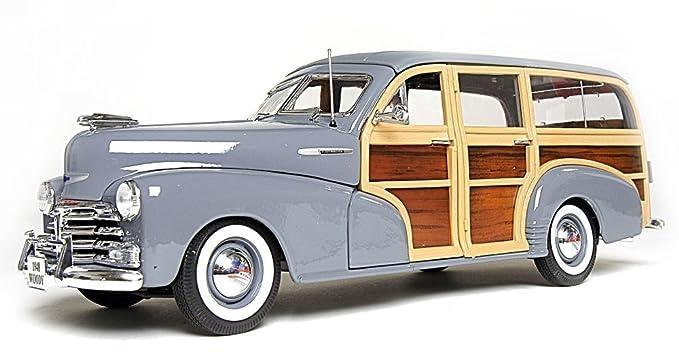 Maisto Premiere Edition 1 18 1948 Chevrolet Fleetmaster Woody