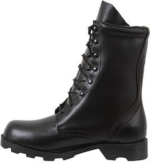 Amazon.com  Army Universe Black GI Style Military Combat Boots 5075 ... 3c1471872d8