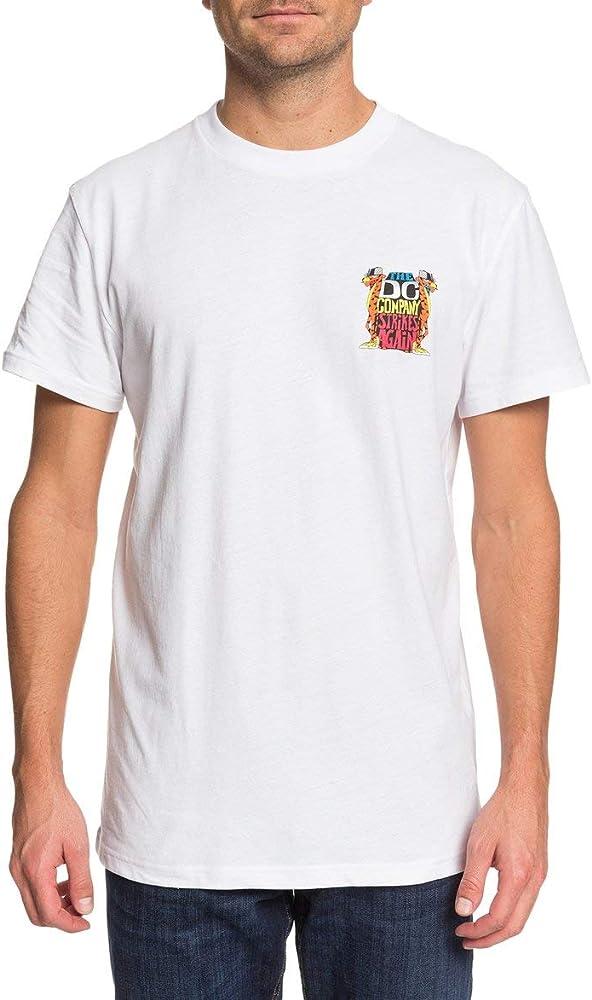 DC Shoes Strikes Again - Camiseta - Hombre - XS: Amazon.es: Ropa y accesorios