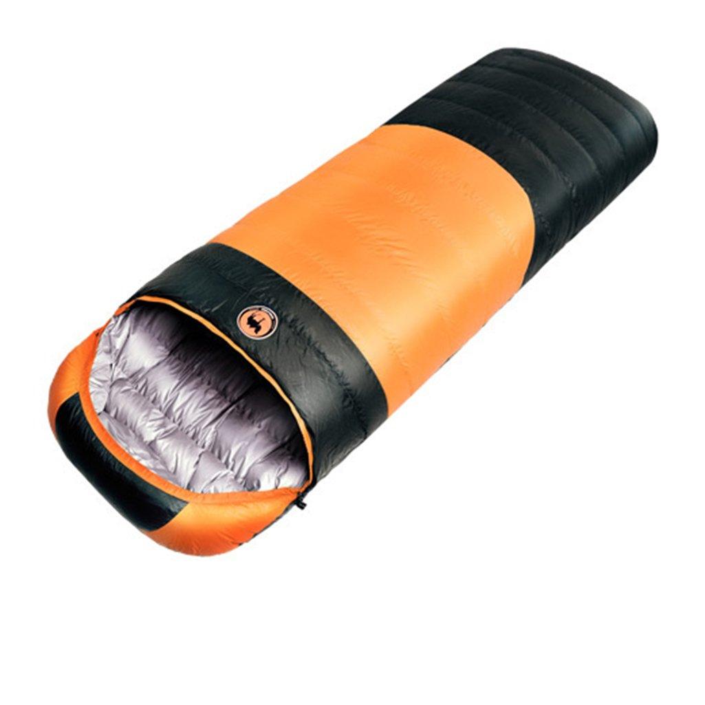OXU 男性用 アウトドア 秋 冬 封筒型 B072J55HX1 ワンサイズ|Orange Orange ワンサイズ