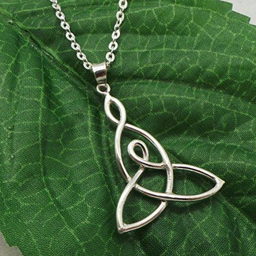 925 handmade sterling silver celtic mother and child knot pendant 925 handmade sterling silver celtic mother and child knot pendant necklace celtic mother daughter knot mozeypictures Image collections