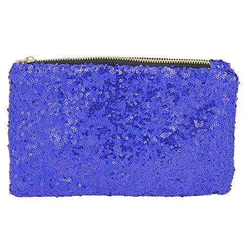 TOOKY Bleu TOOKY femme femme Bleu Pochette pour TOOKY pour Pochette pour Pochette qxFn0AwY