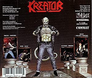 Terrible Certainty - Kreator | User Reviews | AllMusic