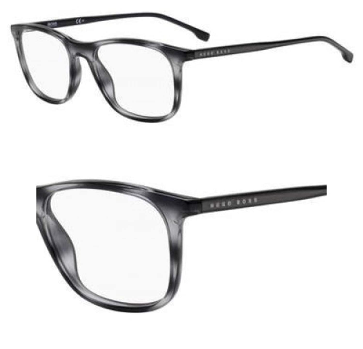 Eyeglasses Boss Black 966 02W8 Gray Horn