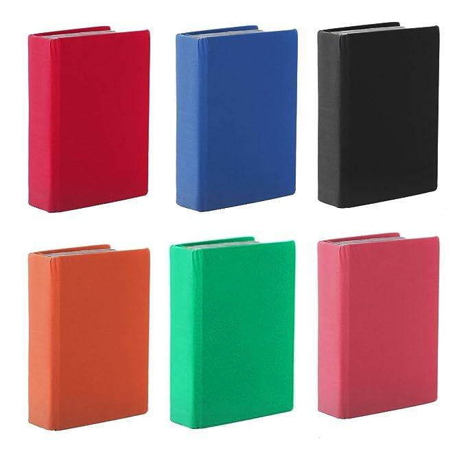Amazon.com: Cubierta de libro Kittrich flexible, tamañ ...