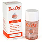 Bio-Oil Specialist SkinCare PurCellin Oil For Scar, Stretch Marks, Uneven Skin Tone, Ageing Skin, Dehydrated Skin 60ml