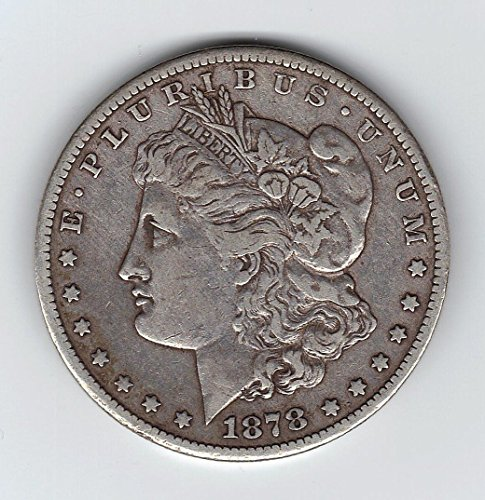 1878 CC Morgan $1 Extremely Fine ()