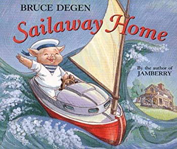 Sailaway Home 0590464434 Book Cover