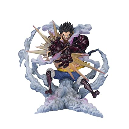 Amazon Com Siyushop One Piece Monkey D Luffy Gear 4 Leo