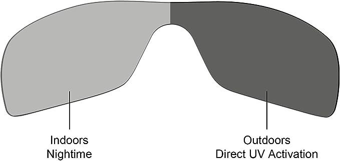 MRY polarizadas gafas de sol lentes de repuesto para Oakley ...