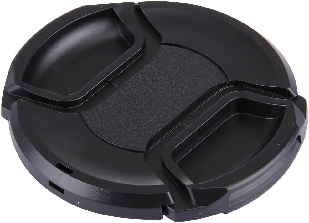 Black Lens Cap HyxppthiAAccessory Hyx 67mm Center Pinch Camera Lens Cap